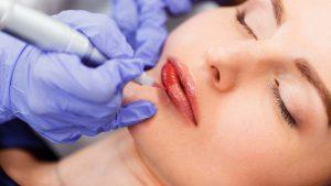 Lippen Permanent Make-up Berlin