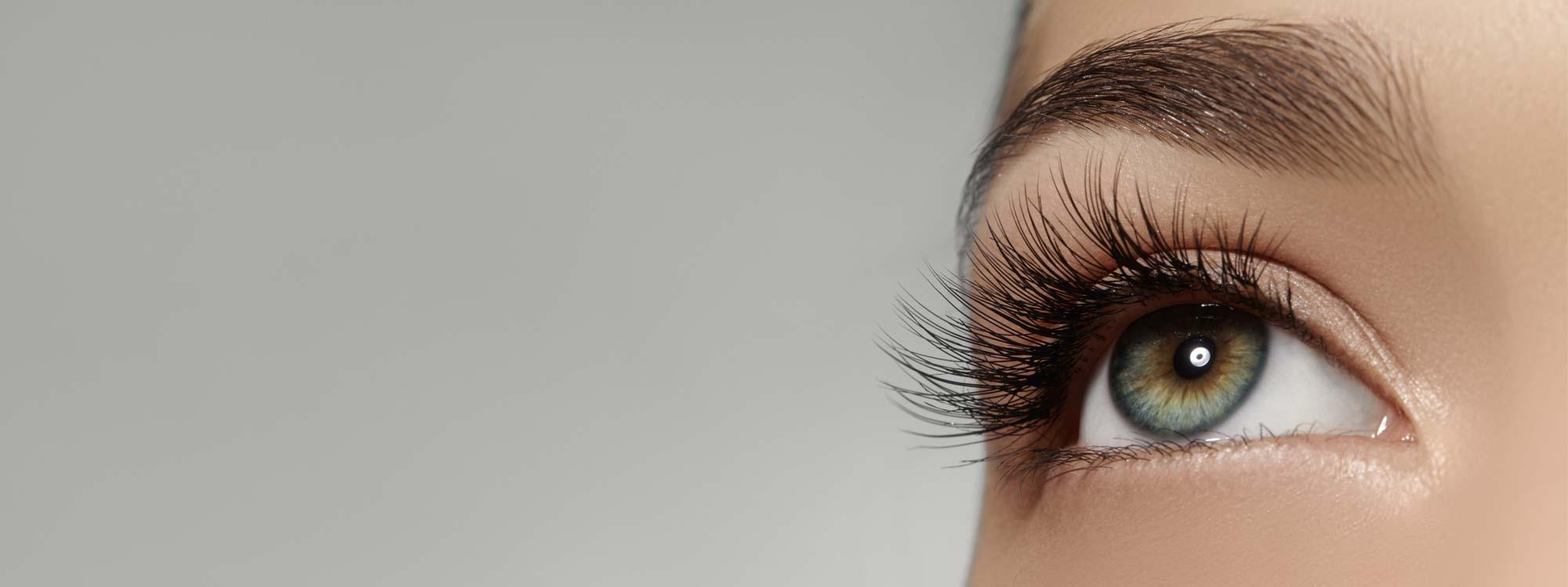 Wimpernkranzverdichtung Permanent Make-Up