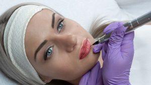 Lippen Permanent Make-up Bonn