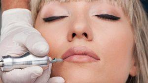 Lippen Permanent Make-up Dresden