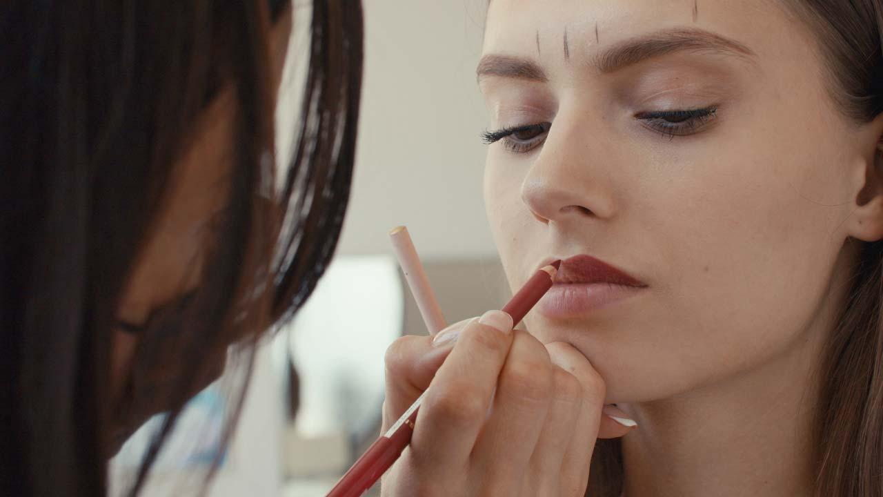 Lippen Permanent Make-up Heidelberg