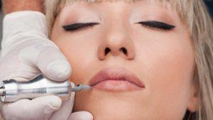 Lippen Permanent Make-up Nürnberg