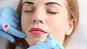 Lippen Permanent Make-up Salzgitter