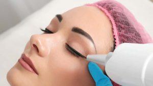 Permanent Make-up entfernen Trier