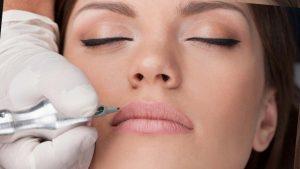 Lippen Permanent Make-up Bochum