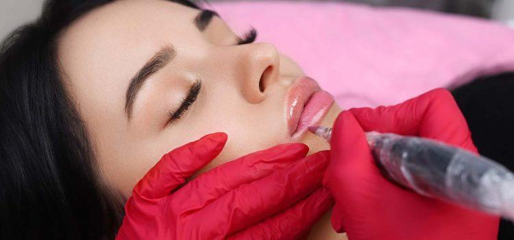 Lippen Permanent Make-up Halle (Saale)